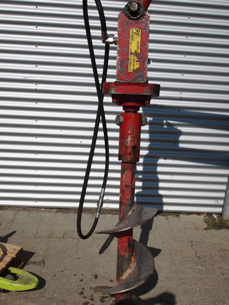 Jordbor hydraulisk