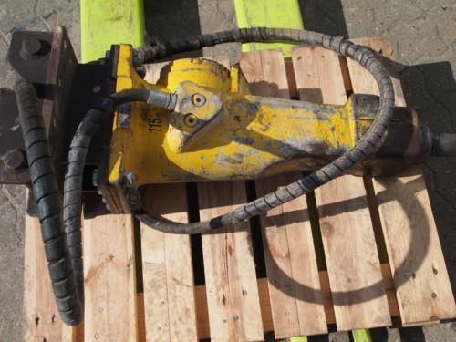 Minigraver hydraulikhammer
